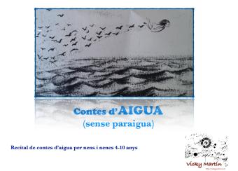 Contes d'Aigua